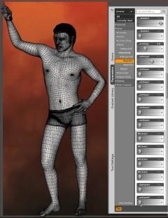 Genesis Body Morph Resource Kit 2
