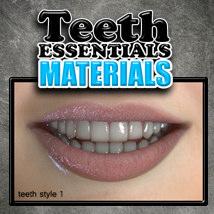 Exnem Teeth Materials