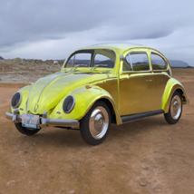 Volkswagen Beetle (for 3D Studio Max)