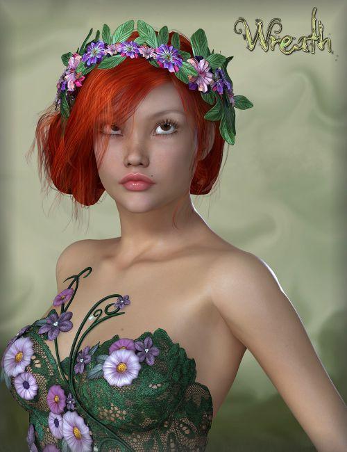 Audrina Wreath