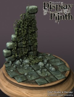 Muelsfell Display Plinth
