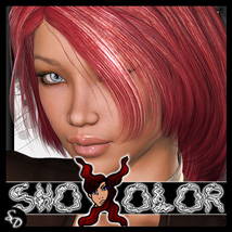 ShoXoloR for Christalle Hair