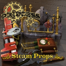 Steam Props
