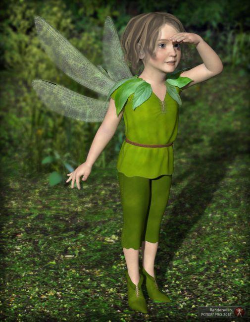 Fairy Boy for K4