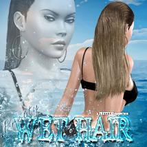 Pretty Wet Hair