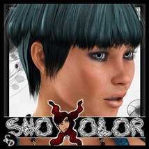 ShoXoloR for Luka Hair