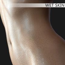 Wet Skin