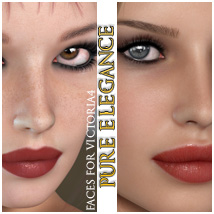 Pure Elegance Faces
