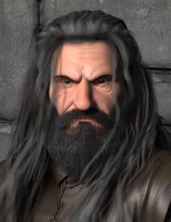 Dwarf for Genesis