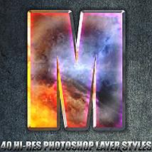 Marble - Photoshop Styles