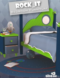 Rock_it Bedroom Furniture