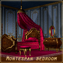 Montespan Bedroom