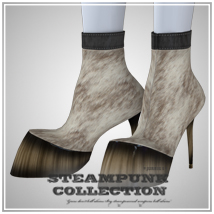 SP- Fawn Hoofs for V4