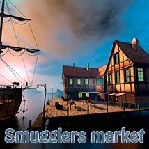 Smugglers market
