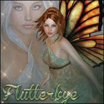 Flutterbye for Chrysalis Wings & Outfit