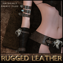 Rugged Leather Resource & Materials
