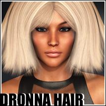 Dronna Hair