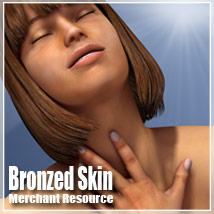 Bronzed Skin Merchant Resource for V4/Genesis