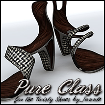 Pure Class for CS Twisty Shoes