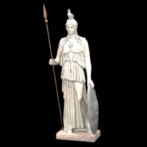 Athena and Venus Statues (for Poser and Vue)