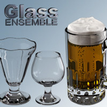 Exnem Glass Ensemble- Props and Materials