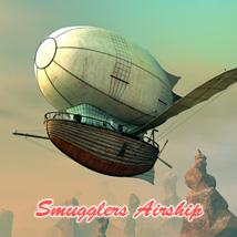 Smugglers Airship