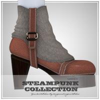 SP - Boots for V4