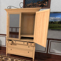 Furniture Set Two, Armoire