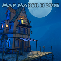 Map Maker house
