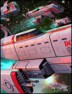 Destructor Space Fighter