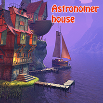 Astronomer house