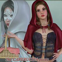 The Caperucita Poses- for V4