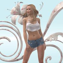 3D Scene for Poses #6