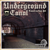 Underground Canal Construction Kit