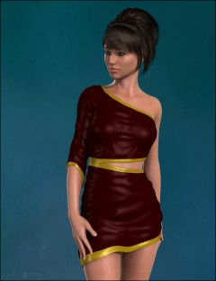 Wicked Zigzag Dress HD