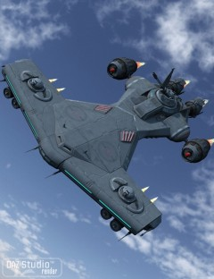 Starship Sky Hammer
