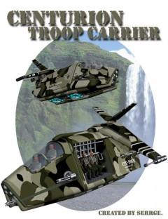 Centurion Troop Carrier