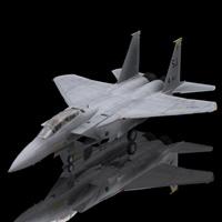 F 15E Strike Eagle (for Poser)