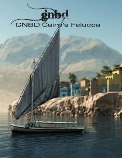 GNBD Cairos Felucca