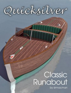QuickSilver Classic Runabout