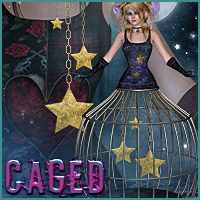 Caged for Imprisonment