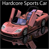 Hardcore Sports Car