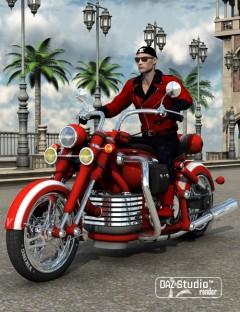 Motorbike Viking