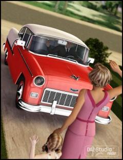 Family Car 1950
