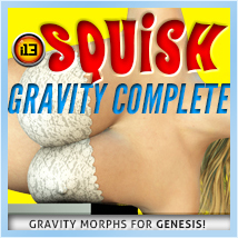 i13 squish GRAVITY COMPLETE for Genesis