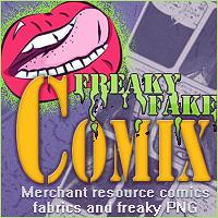 Freaky Fake Comix