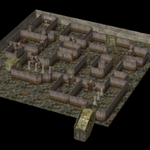 Catacombs of Death (for Poser)