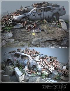 City Ruins: Vehicles
