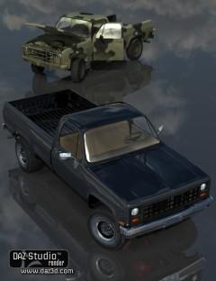 Pick 'em Up Truck