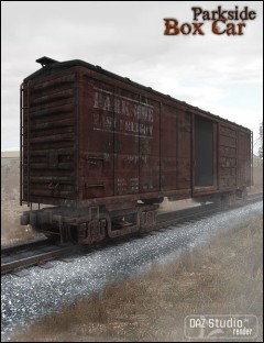 Parkside Box Car
